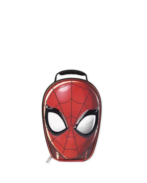 Lonchera Spiderman para niños pequeños