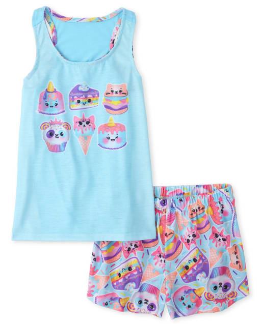 Pijamas Squishies para niñas