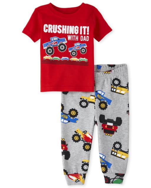 Paw Patrol Chase Winceyette tejido estampado de algodón peinado suave Niños Pijamas RA877