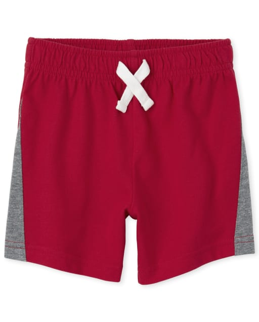 Baby And Toddler Boys Mix And Match Side Stripe Basketball Shorts
