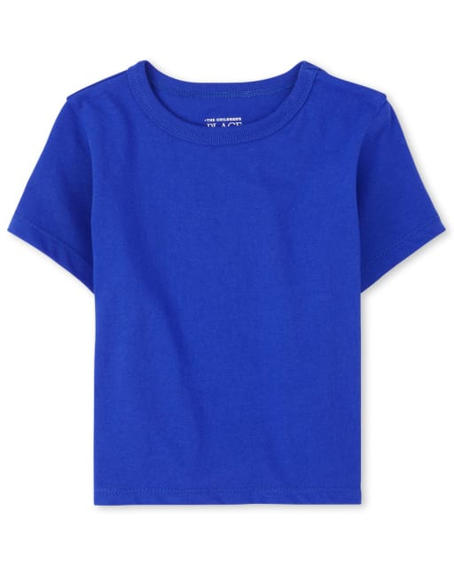 Baby And Toddler Boys Short Sleeve Top