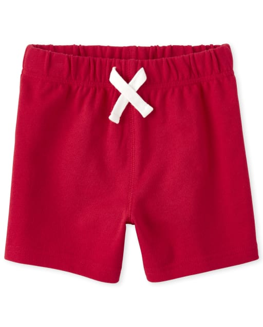 Baby And Toddler Boys French Terry Shorts