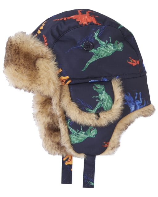 The Childrens Place Boys Toddler Trapper Hat