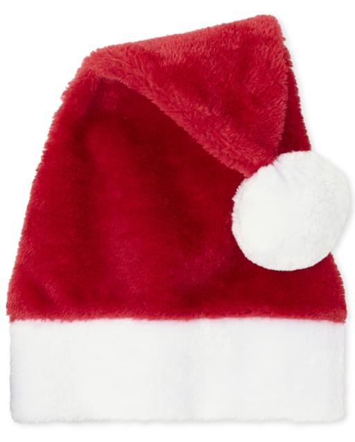 Unisex Toddler Matching Family Santa Hat