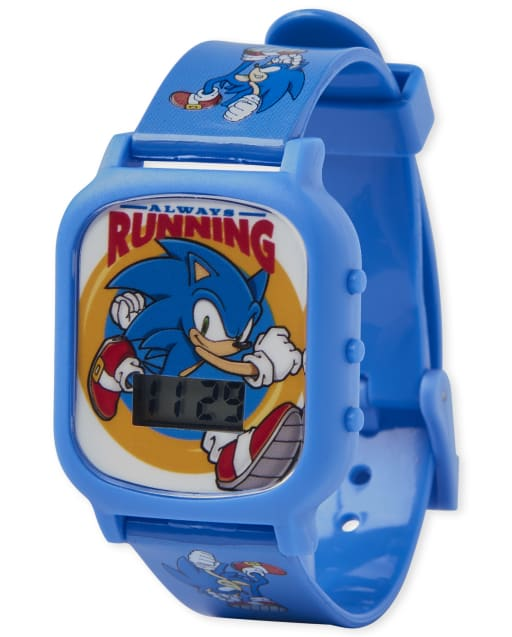 Boys Sonic Digital Watch