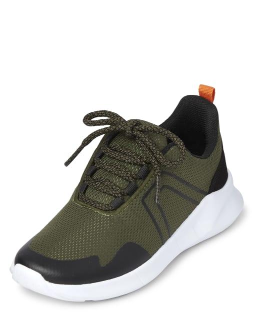 Boys Mesh Running Sneakers
