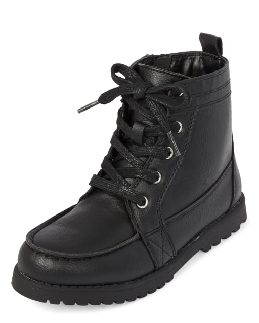 Boys Lace Up Boots