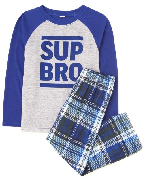 Boys Sup Bro Pyjamas