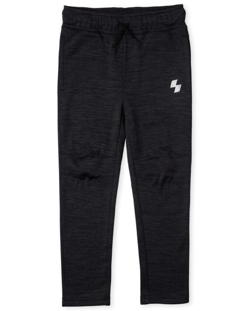 Boys PLACE Sport Marled Knit Performance Pants