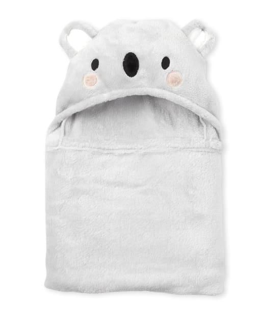 Unisex Baby Koala Star Hooded Cozy Blanket