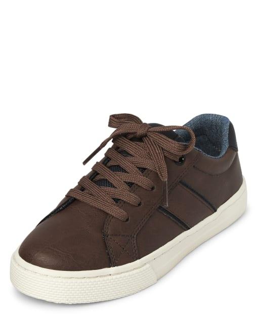 Boys Low Top Sneakers