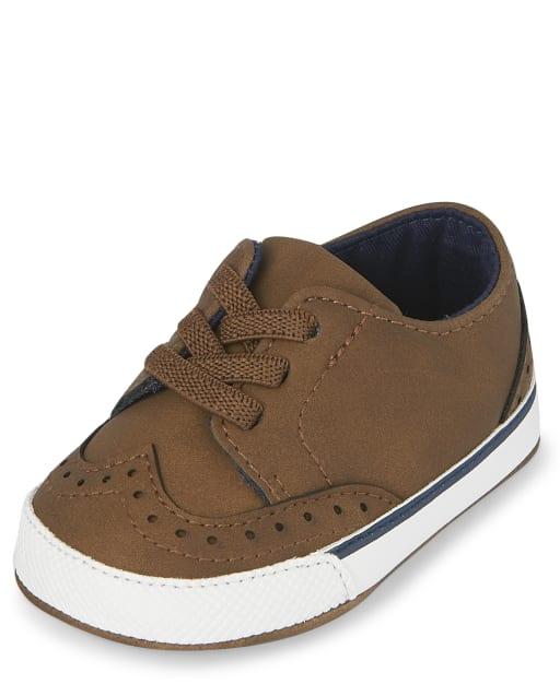 Zapatillas Oxford para bebé niño