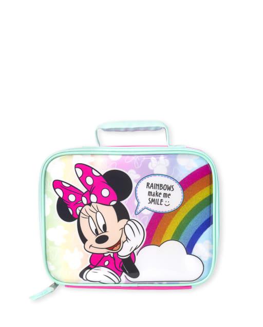Fiambrera de Minnie Mouse para niñas pequeñas