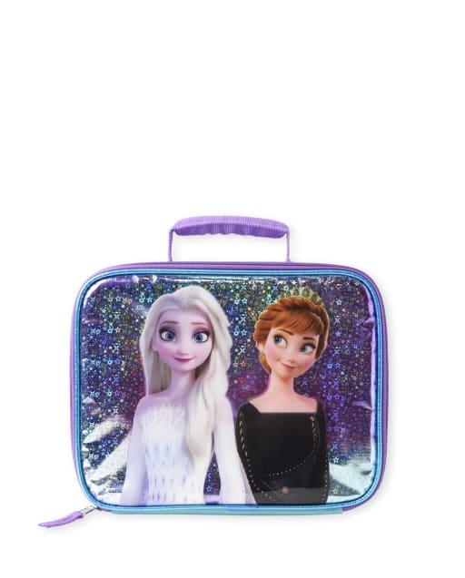 Fiambrera Frozen para niñas pequeñas