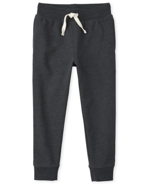 Boys Uniform Fleece Jogger Pants