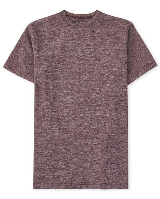 Camiseta de manga corta con uniforme para niños