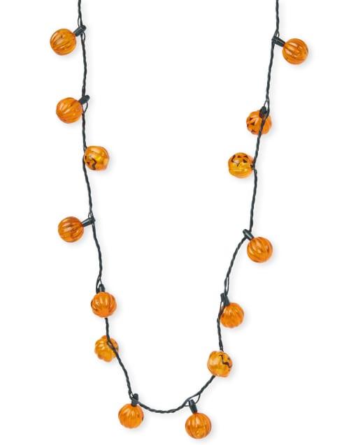 Girls Halloween Light Up Necklace