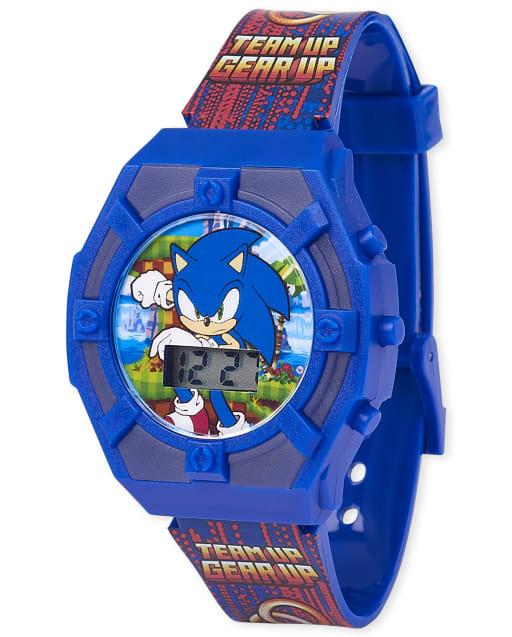 Boys Sonic Digital Watch