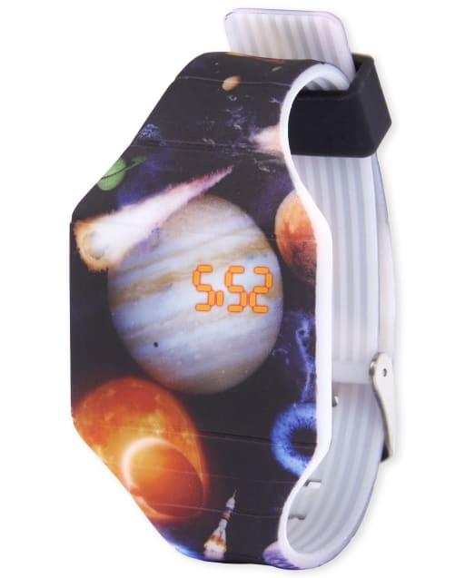 Boys Space Digital Watch