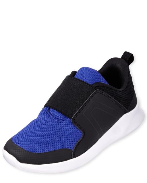 Boys Colorblock Mesh Sneakers