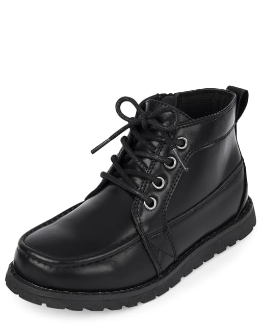 Eva's And Tia's Pick - Boys Lace Up Boots