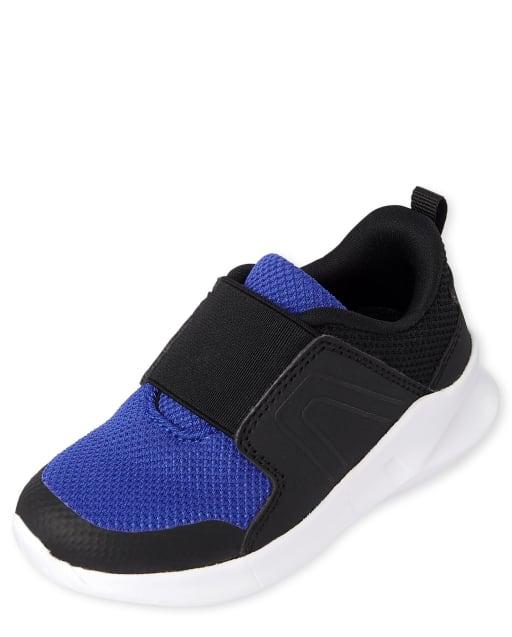 Toddler Boys Colorblock Mesh Sneakers