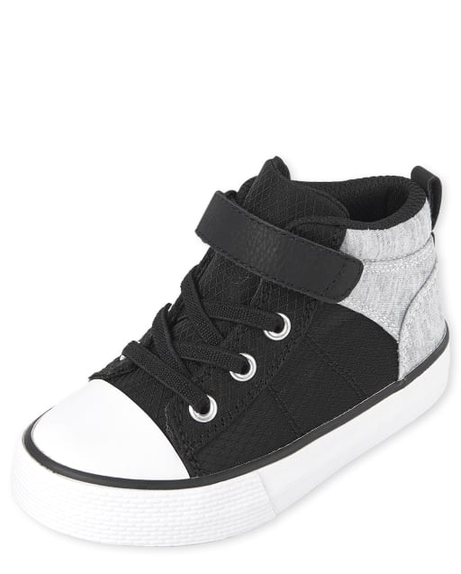 Toddler Boys Mid Top Sneakers