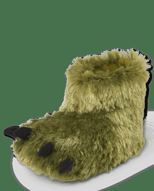 Unisex Toddler Dino Slippers
