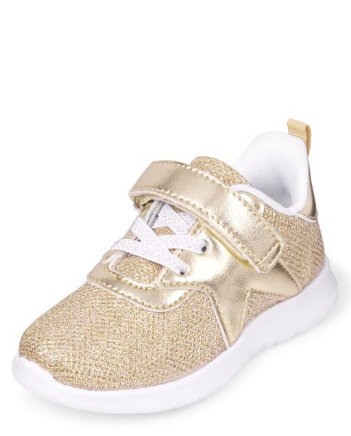 Toddler Girls Star Running Sneakers