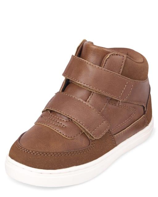Toddler Boys Hi Top Sneakers
