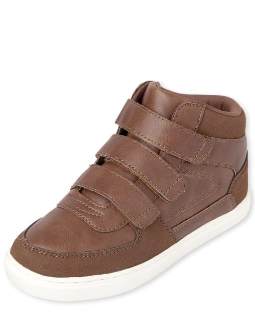 Boys Hi Top Sneakers