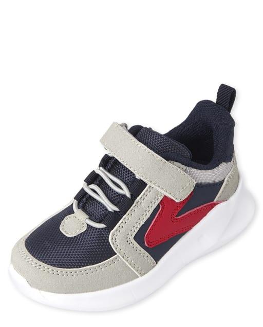 Toddler Boys Colorblock Running Sneakers