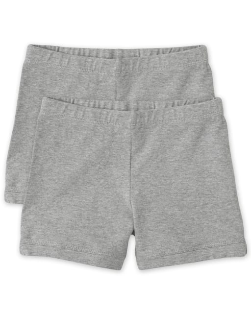 Pack de 2 pantalones cortos de punto Cartwheel para niñas