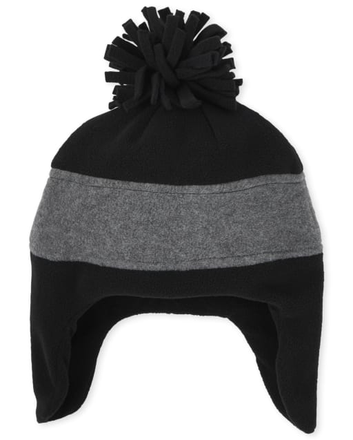 Boys Microfleece Hat