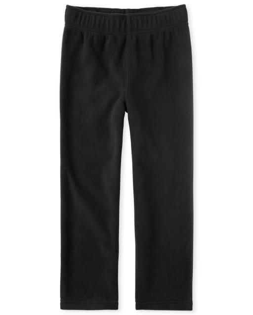 Boys Microfleece Pants