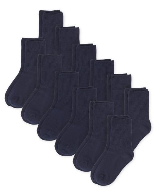 Pack de 12 calcetines deportivos para niños