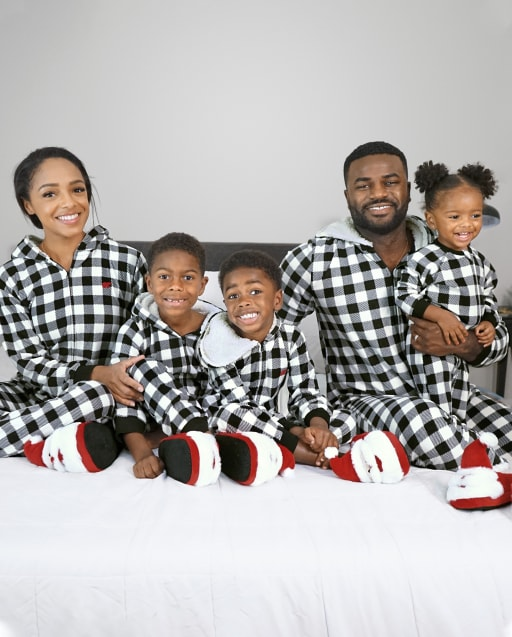 Matching Family Pajamas - Buffalo Plaid Collection