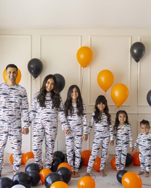 Matching Family Pajamas - Glow Mummy Collection