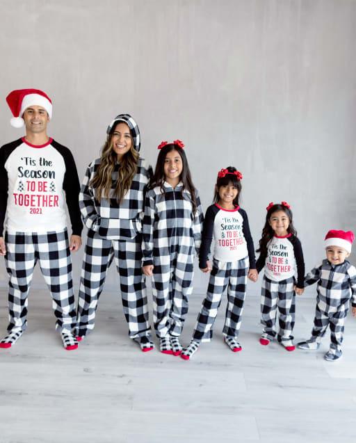 Matching Family Pajamas - Buffalo Plaid Collection