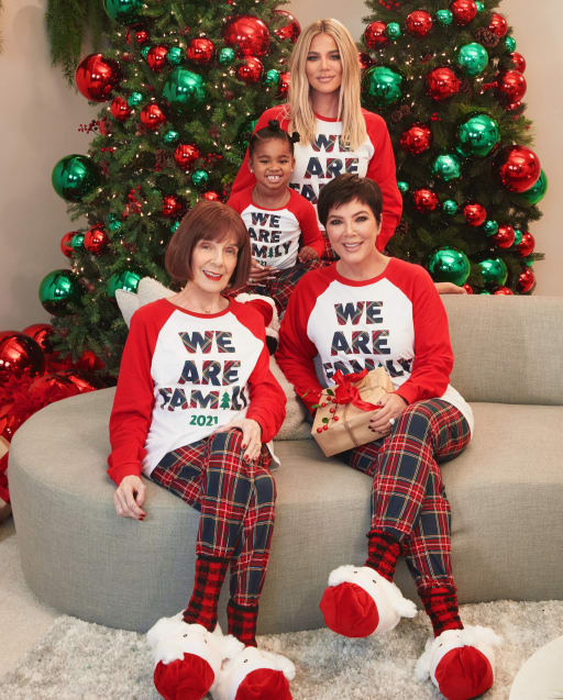 Matching Family Pajamas - We Are Family Collection