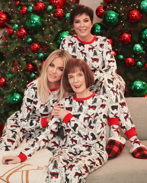 Matching Family Pajamas - Winter Bear Collection