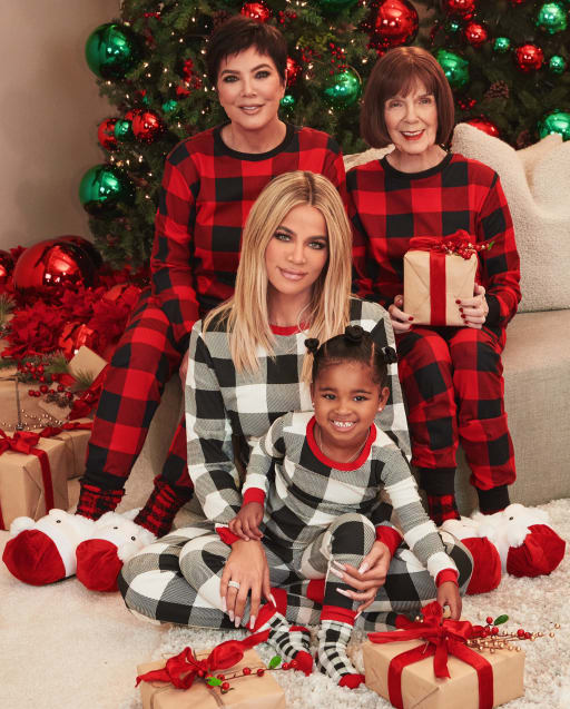 Matching Family Pajamas - Thermal Buffalo Plaid Collection