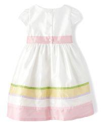 GYMBOREE Neuf Avec Étiquettes Filles désert rêves Colorblock Knit Dress Taille 4 5 /& 7