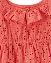 Neuf avec étiquettes GYMBOREE Island Cruise Neon Geo robe Sundress Sz 7 8 filles