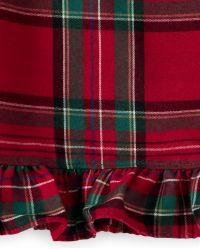 NWT GYMBOREE Plaid Nightgown Pajama Girls Christmas Holiday 10//12