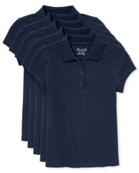 Girls Polo Shirts | The Children's Place | Free Shipping*