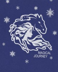 Disney Frozen Brave The Journey Elsa /& The Nokk Juniors T-Shirt
