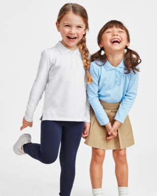 Toddler Girl Uniform