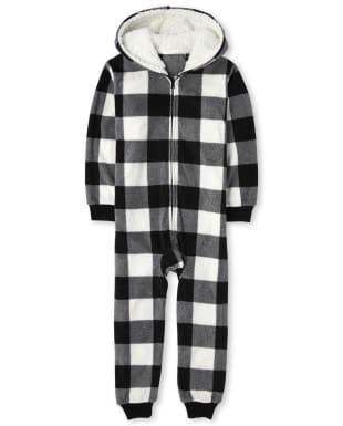 One-Piece Pajamas