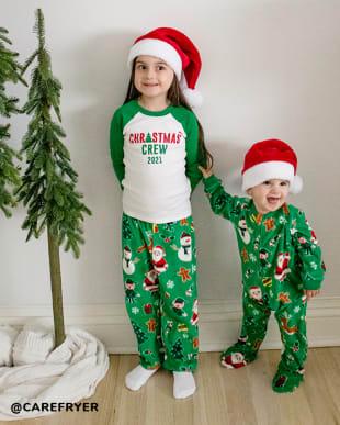 Big & Lil Sis Pajamas